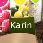果琳@札幌パセオ店/系列店のポイント割引でジュースがお得!