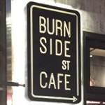 バーンサイドストリートカフェ原宿パンケーキとコールドプレスジュース