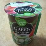 Lunaときめきカフェのグリーンスムージー量と乳酸菌でお得!